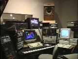 The first Equipoise production studio circa 1993.